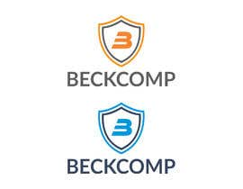 Nro 122 kilpailuun Shield Logo for Beck Computer Systems käyttäjältä happychild