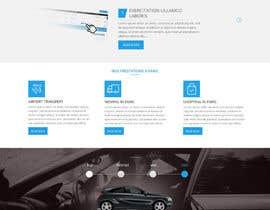 #32 para Design web page (PSD no coding) por adhikery