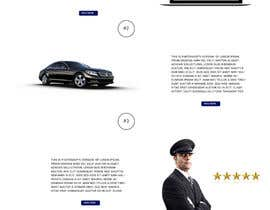 #8 para Design web page (PSD no coding) por hemabajaj891