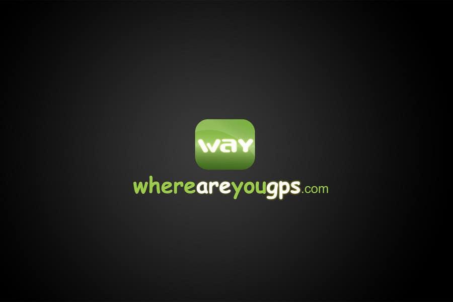 Penyertaan Peraduan #275 untuk Logo Design for www.whereareyougps.com