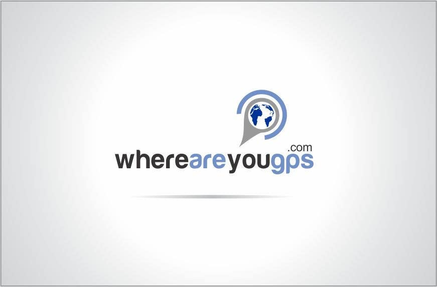 Logo Design for www.whereareyougps.com