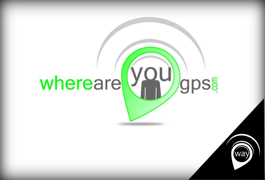 Contest Entry #147 for Logo Design for www.whereareyougps.com