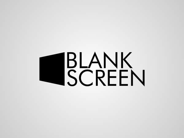 #376 for Design a Logo for Blank Screen by galihgasendra