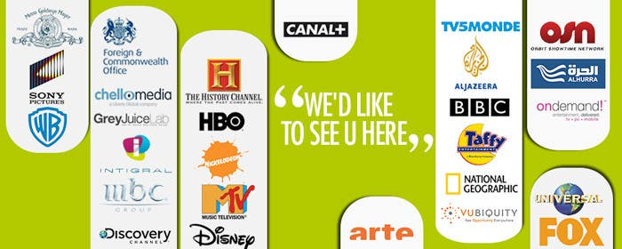 Kilpailutyö #35 kilpailussa Design 3 Banners for media company
