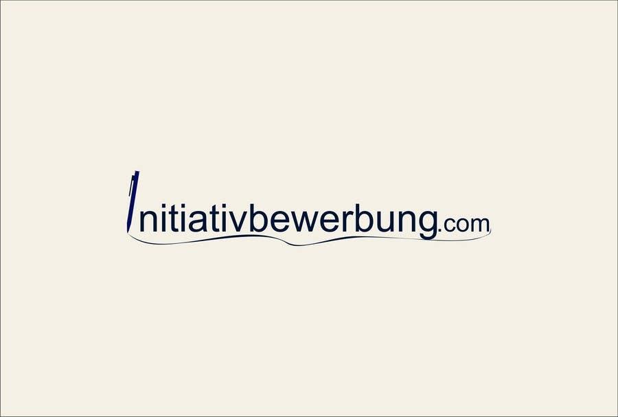 Bài tham dự cuộc thi #                                        5                                      cho                                         Job application letter - Initiativbewerbung.com LOGO