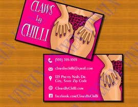 "#52 for Design a Logo for ""Claws by Chilli"" by Vixxxen"