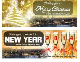 #8 untuk Design 2 Banners for X'mas and New Year oleh MCSChris