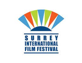 #270 para Logo Design for Surrey International Film Festival por loistudio