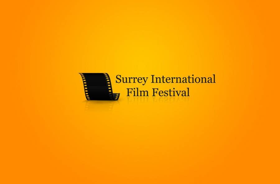 Конкурсная заявка №368 для Logo Design for Surrey International Film Festival