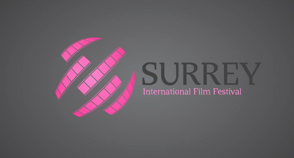 Конкурсная заявка №210 для Logo Design for Surrey International Film Festival