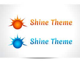 #96 para Design a Logo for Shine Theme por Asifrbraj