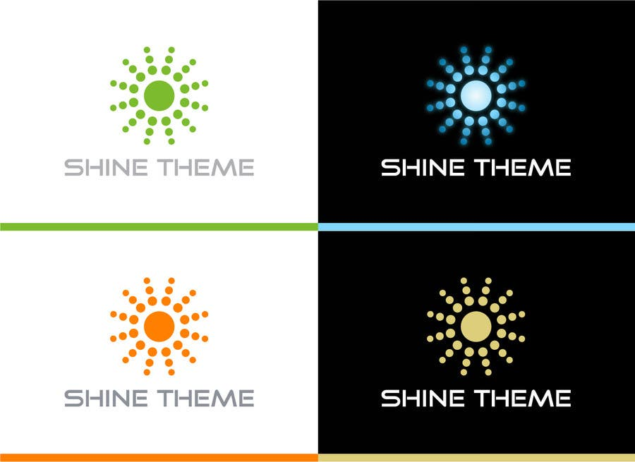 Inscrição nº 46 do Concurso para Design a Logo for Shine Theme