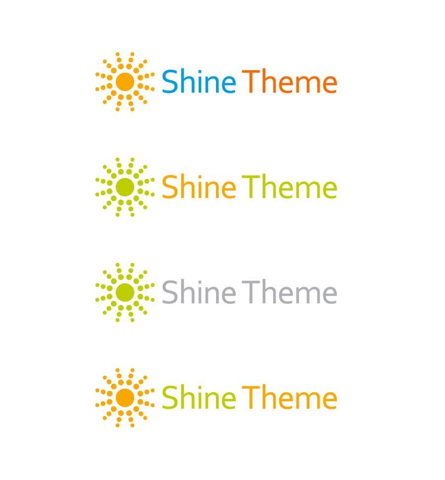 Inscrição nº 85 do Concurso para Design a Logo for Shine Theme