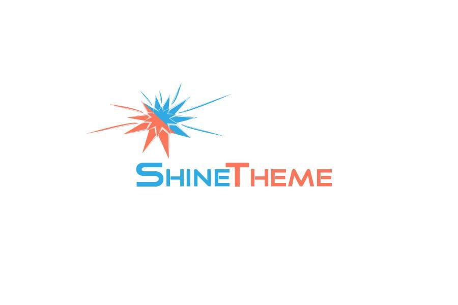 Inscrição nº 44 do Concurso para Design a Logo for Shine Theme
