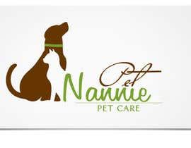 nº 108 pour Design a Logo for Pet Nannie par sravancreations