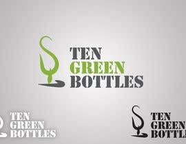 #81 para Logo needed for range of candles made from used wine bottles por alejandroalfonso