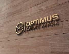 Nro 32 kilpailuun Logo Design for Optimus Credit Repair käyttäjältä GururDesign