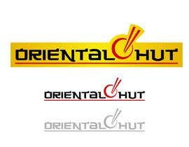 Grupof5 tarafından Design a Logo for the brand name 'Oriental Hut' için no 40