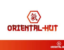 Grupof5 tarafından Design a Logo for the brand name 'Oriental Hut' için no 50