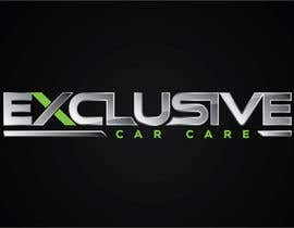 #591 para Design a Logo for Exclusive Car Care por dannnnny85