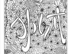 Nro 5 kilpailuun coloring book design: bohemian style käyttäjältä issh12