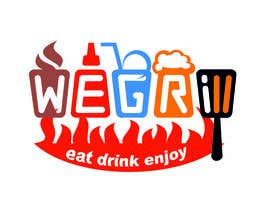 "nº 59 pour Logo for new franchise concept ""We Grill"" par Orlowskiy"