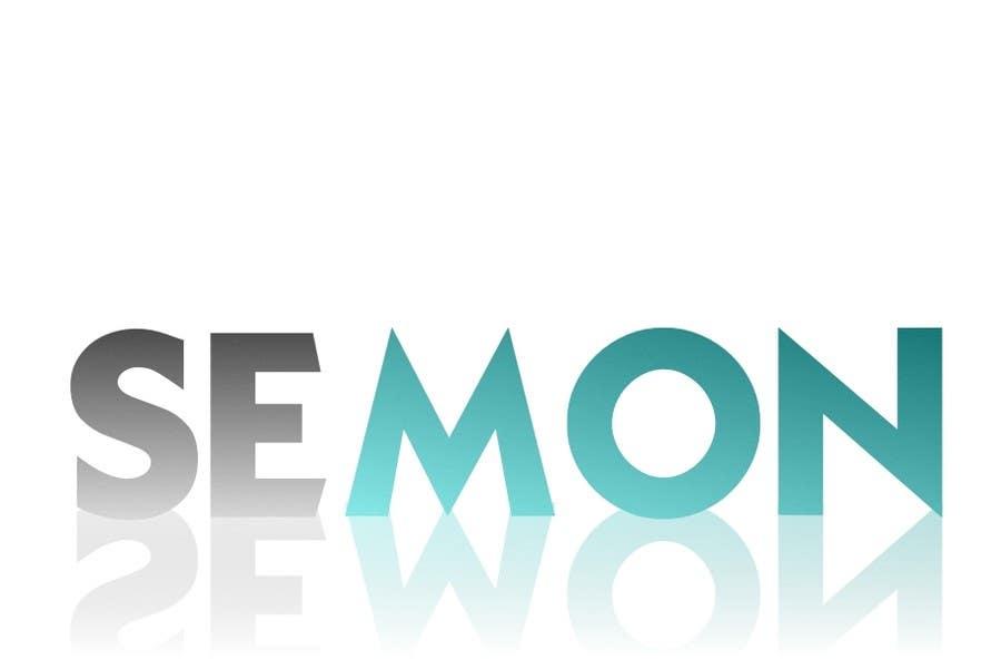 Proposition n°44 du concours Navrhnout logo for  SEMON