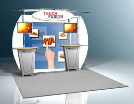 #1 para Convention Show Booth Design por dejassekar