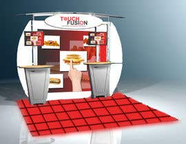 #8 para Convention Show Booth Design por dejassekar