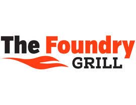#70 for Design a Logo for The Foundry Grill af salalaslam