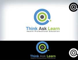 #155 para Logo Design for Think Ask Learn - Health Professional Education por Clarify