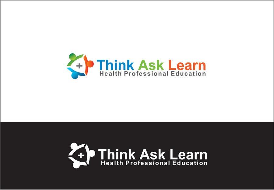 Bài tham dự cuộc thi #                                        285                                      cho                                         Logo Design for Think Ask Learn - Health Professional Education