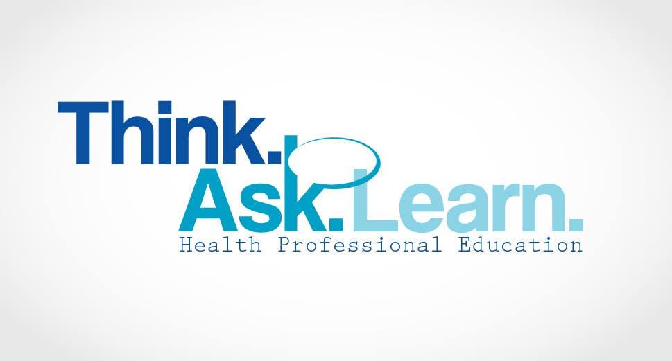 Bài tham dự cuộc thi #                                        32                                      cho                                         Logo Design for Think Ask Learn - Health Professional Education