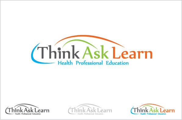 Bài tham dự cuộc thi #                                        173                                      cho                                         Logo Design for Think Ask Learn - Health Professional Education