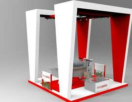 #1 cho Design for a stand an a security trade fair bởi ARTandFASHION