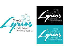 Nro 11 kilpailuun Redesenhar Logo da Clínica Lyrios käyttäjältä ChristianCGB12