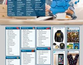 Nro 5 kilpailuun Boceto pagina web de anuncios clasificados käyttäjältä TEHNORIENT