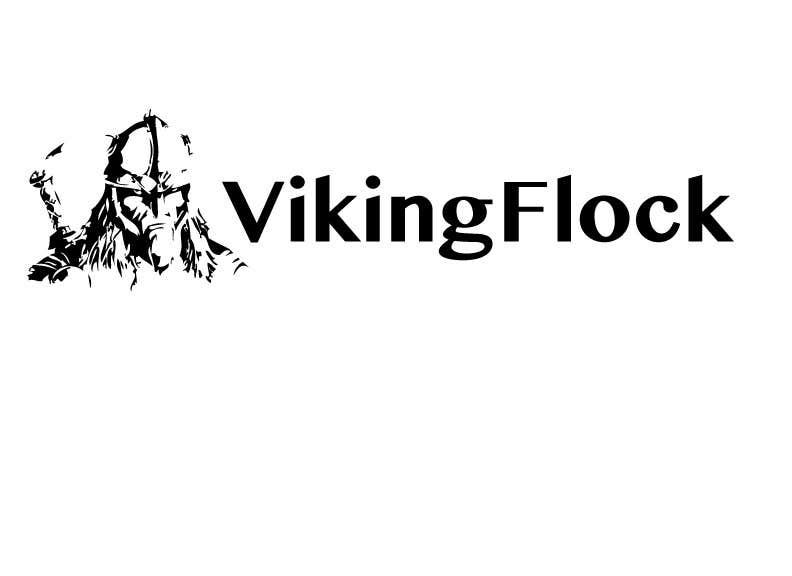 #8 for Design a logo for Vikingflock by carriedau