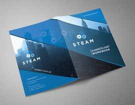 Nro 16 kilpailuun Workbook Template design and cover page käyttäjältä ElegantConcept77