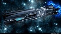 Graphic Design Inscrição do Concurso Nº19 para Concept Art for existing 3D space ship model for SciFi Game