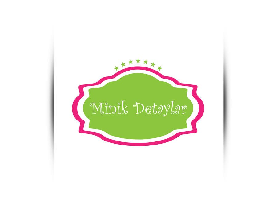 Proposition n°53 du concours Design a Logo for Minik Detaylar
