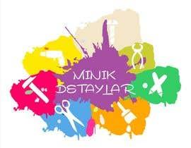 #27 for Design a Logo for Minik Detaylar by guillex22