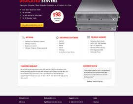 nº 1 pour Redesign of website & logo for a Hosting company focused on dedicated servers and VPS. par anushkacreation