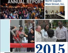 Nro 35 kilpailuun Annual Report Design käyttäjältä Z1PP0