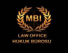 Nro 21 kilpailuun Desing Logo for mbi law office käyttäjältä ioska