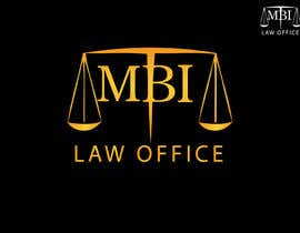 nº 25 pour Desing Logo for mbi law office par zainulbarkat