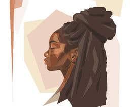 Nro 22 kilpailuun Illustrate Geometric Fashion Portraits käyttäjältä BubaBuba
