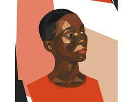 Nro 23 kilpailuun Illustrate Geometric Fashion Portraits käyttäjältä BubaBuba