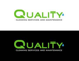 #103 for Design a Logo for cleaning company af AlphaCeph