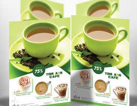 #33 cho Design a Flyer for Cafe products bởi tahira11